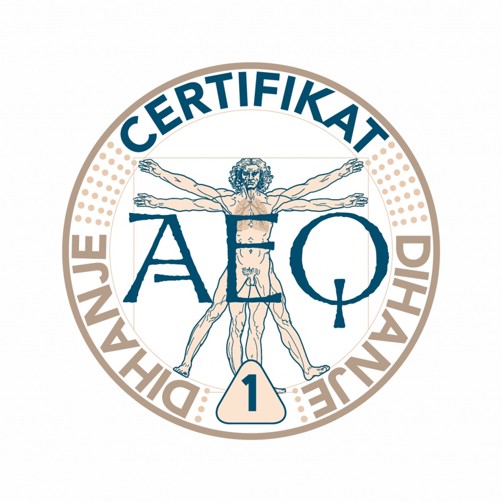 AEQ certifikat